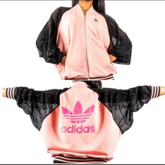 adidas Jackets & Blazers - Adidas x Rita Ora Supergirl Track Jacket Sz S